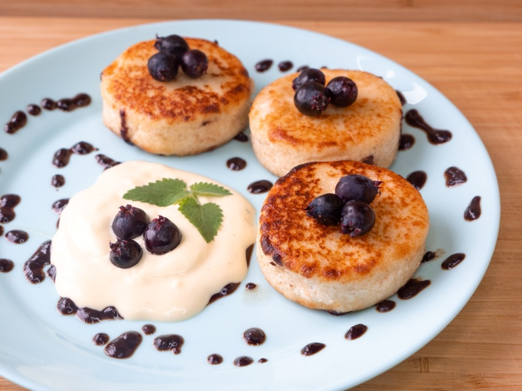 Syrinki Pancakes